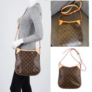 Discontinued Louis Vuitton Crossbody Bag